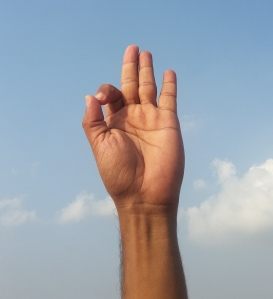 Mudra for Concentration